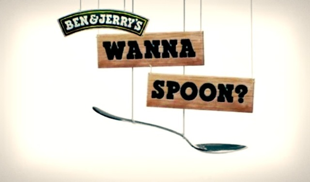 Ben Jerry Wanna Spoon