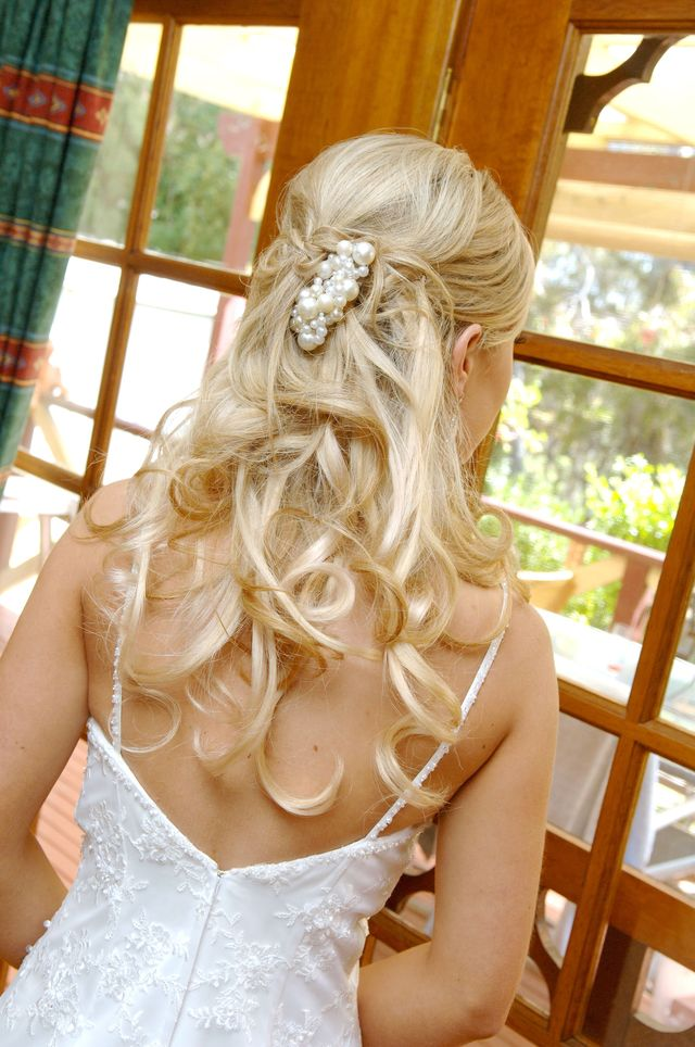 SYDNEY WEDDING - HAIR + MAKEUP + UPSTYLE