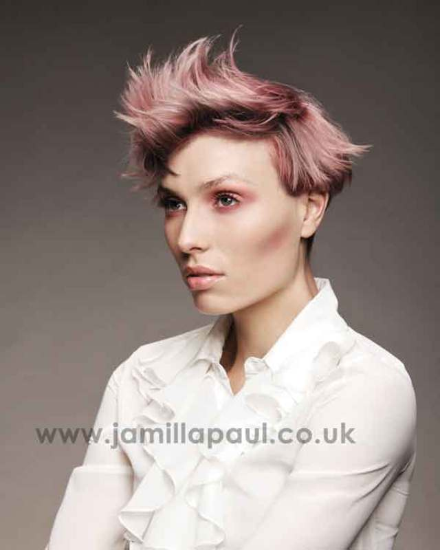 BHA Collection Pink Quiff