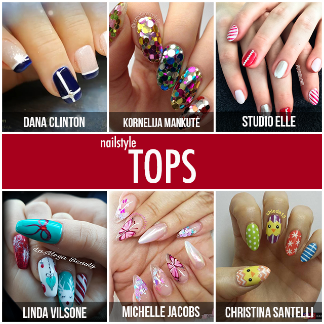 Nailstyle Tops Winners 1.5.18