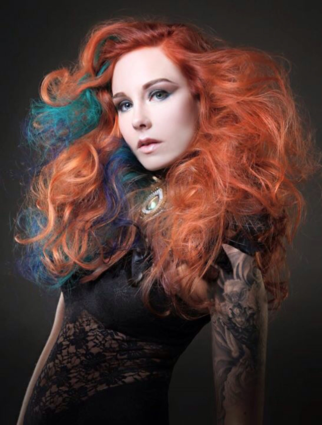 Cut/colour/style-lghairstyles  Makeup-Jessica Benner Photographer- Paula Tizzard