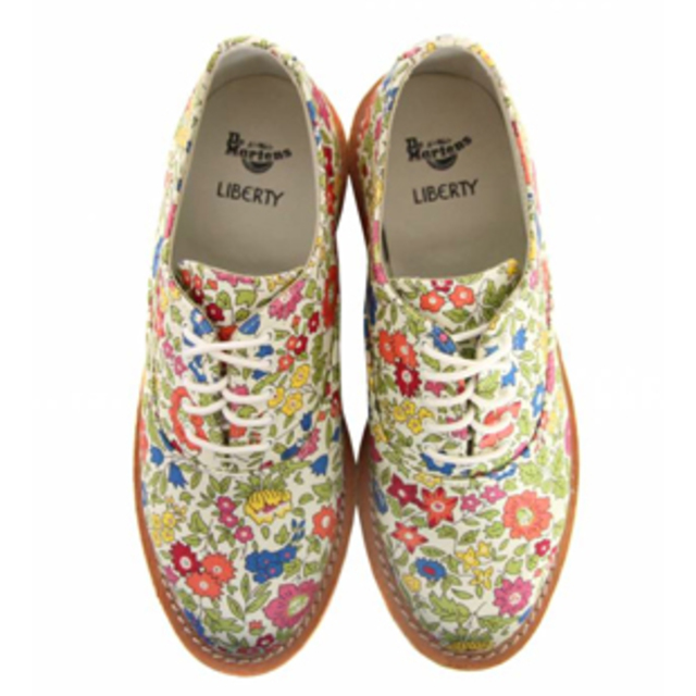 Dr. Martens and Liberty London The Office