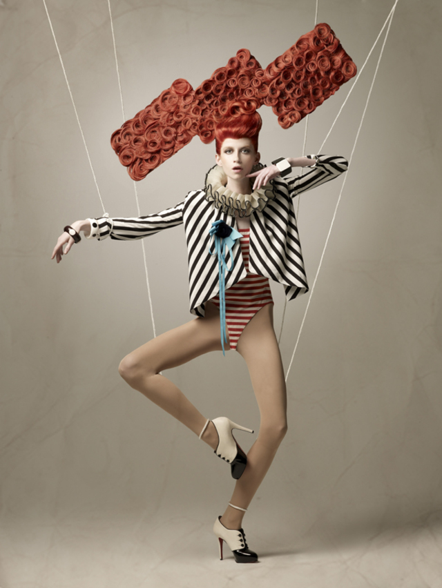 Nick Stenson: North American Hairstyling Awards (NAHA) 2011: Avant Garde