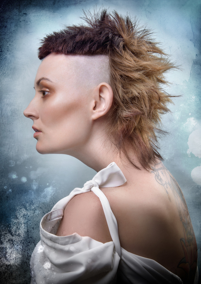 2017 Schwarzkopf SA Hairdresser of The Year Entry - Hung Tran