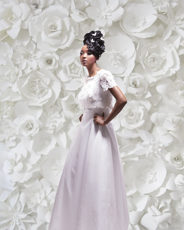 George kosit hair bridal collection