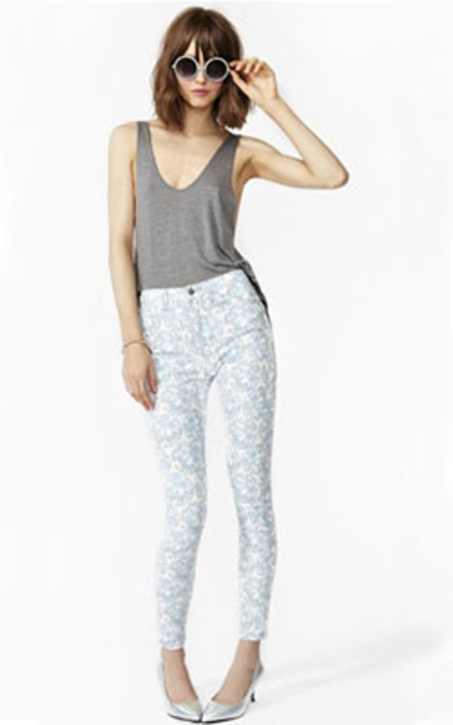 Solitaire Skinny Jean
