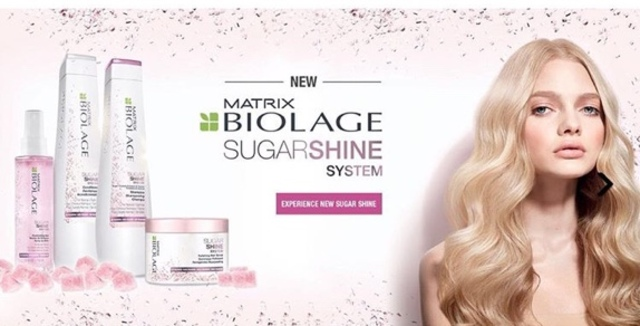 Hair by me for matrix biolage