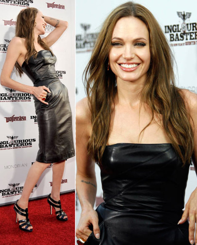 angelina-jolie-michael-kors-dress-inglorious-basterds