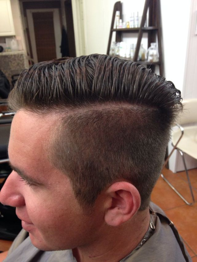 another pompadour