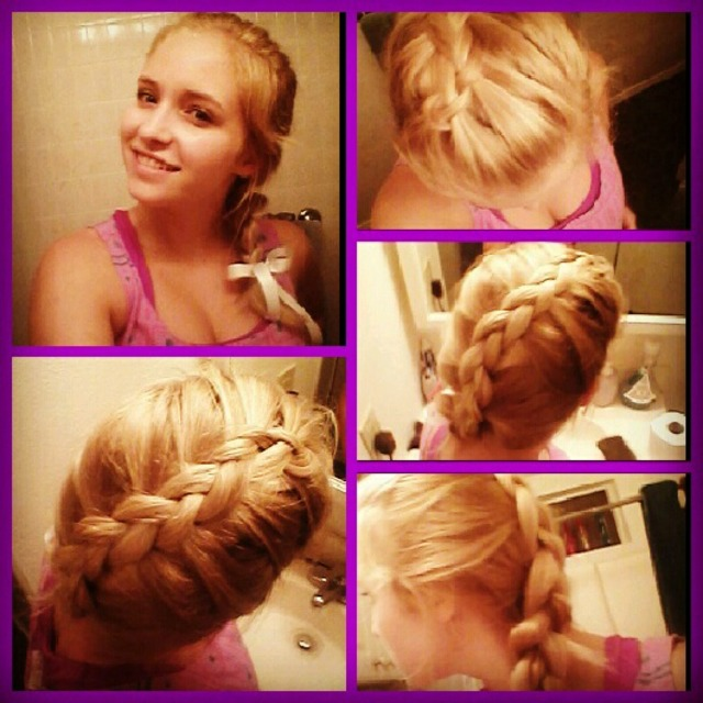 askew french braid