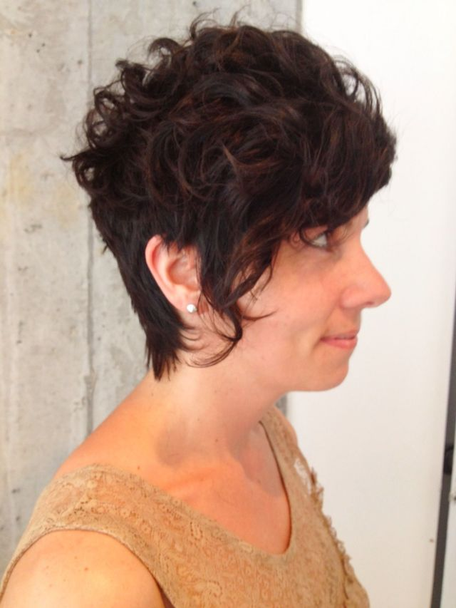 asymmetrical cut