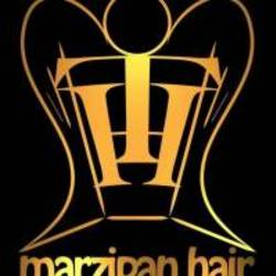 Marzipan Hair