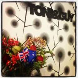 toni & guy newtown