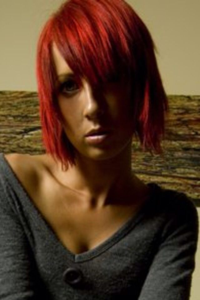 avatar ruby red perfection by Cassandra @ Mane hair boutique