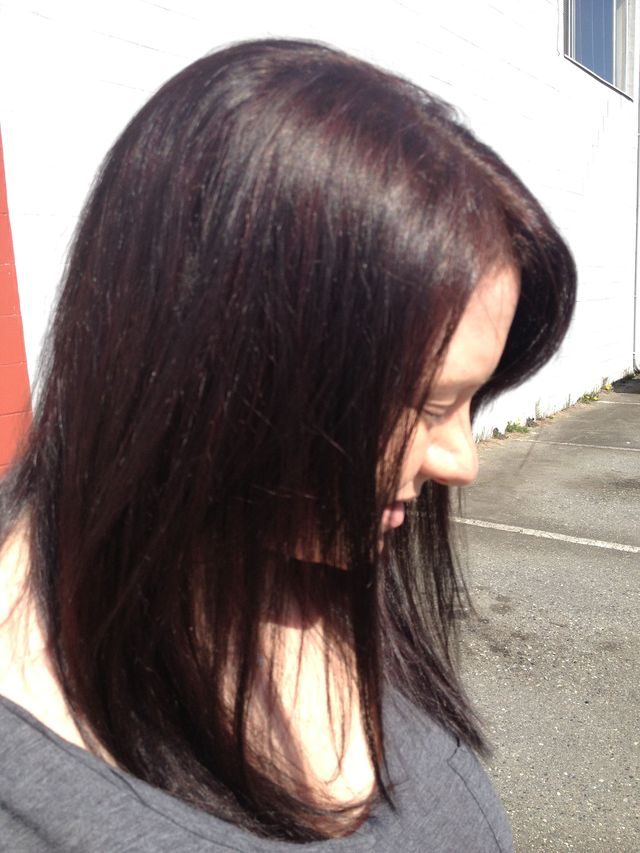 awesome dark plum:)