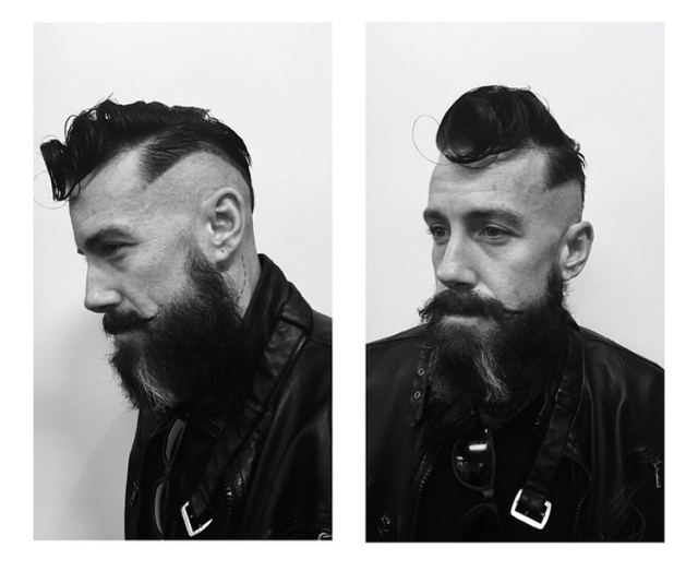 Men's cut and style by Dottie vee