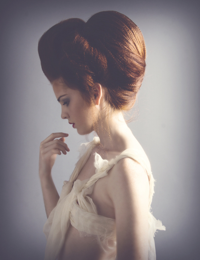 Hair by Chie Sharp of Perpetual Studio