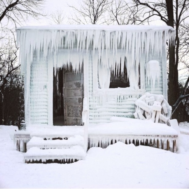 Chris Larson Frozen HOme