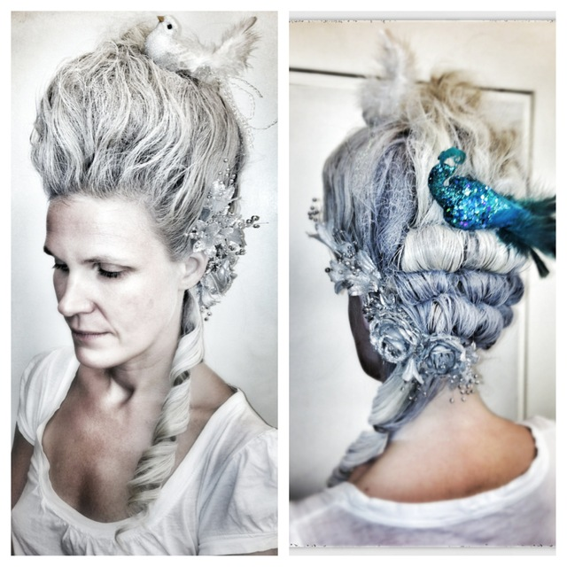 Hair by Magda Jagri
