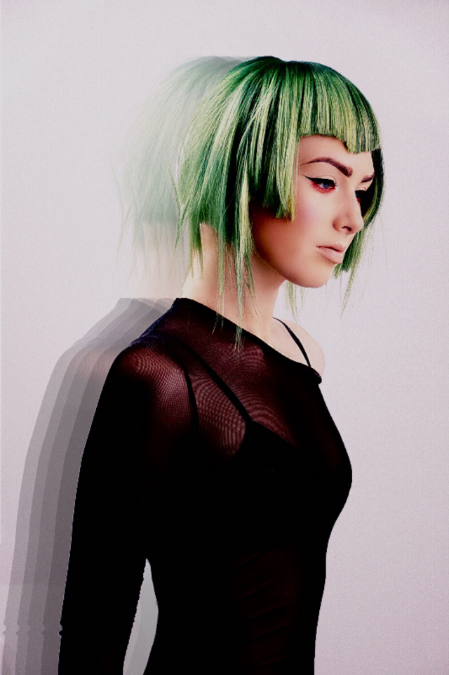 NAHA 2016 Newcomer Stylist of the Year Finalist Collection