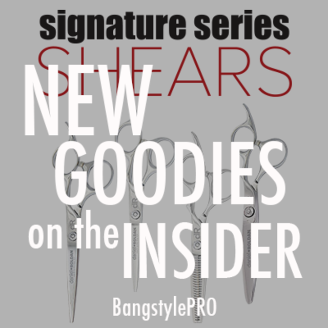 Are you on BangstylePro? Check out the INSIDER!