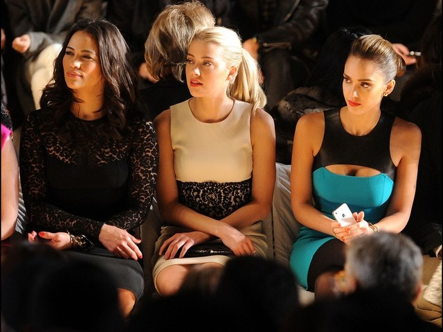 Michael Kors - Front Row - Fall 2012 Mercedes-Benz Fashion Week