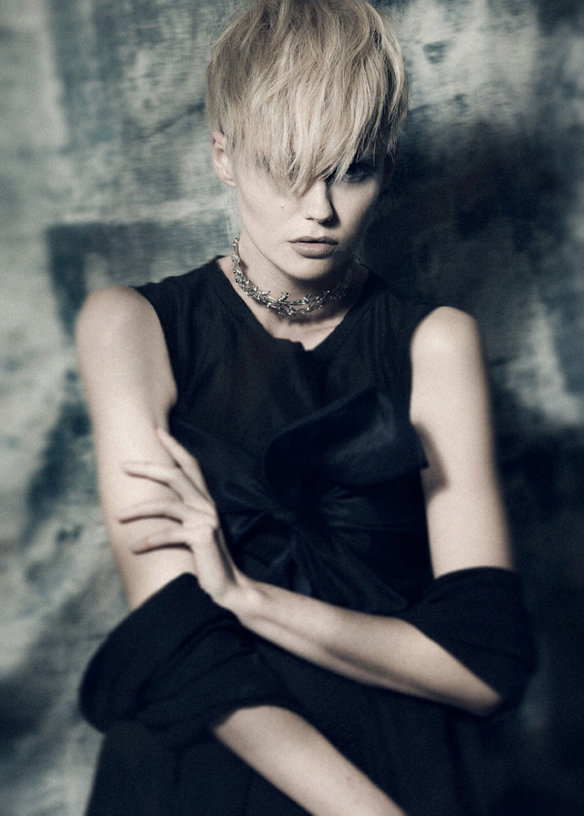 Hair Expo NZ Hairdresser of the Year 2014 finalist