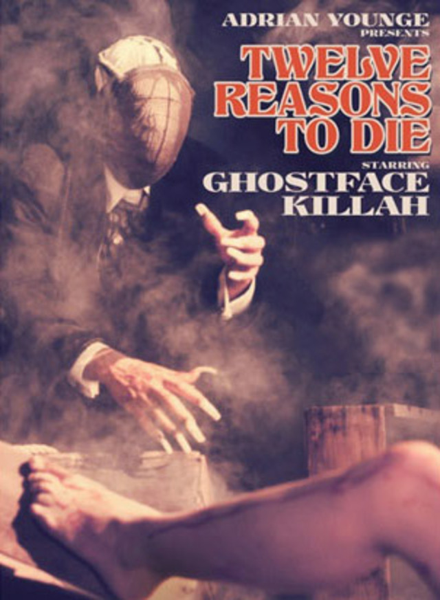 GhostFace-Reasons