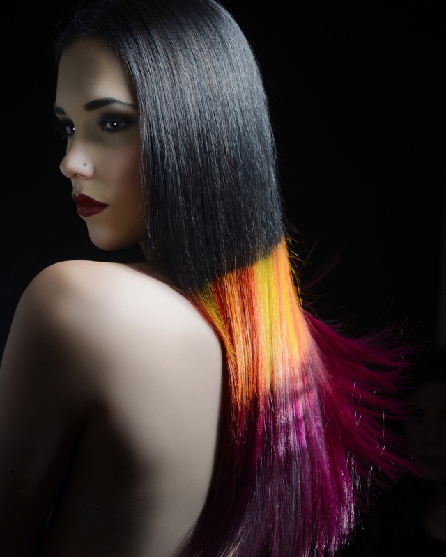 Haircolour by Marlo Steenman  , photos by Jake Thompson