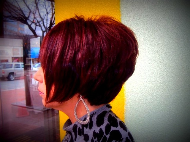 color & cut by Irma Wheeler