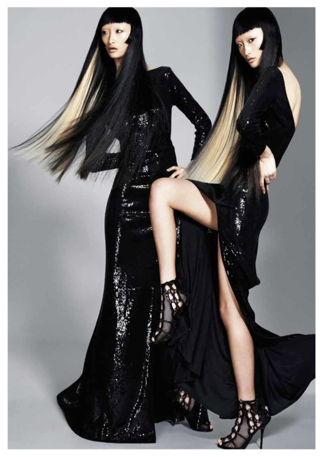 Australian Hairdresser of the Year Collection 2014 1