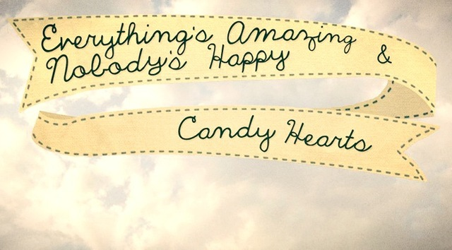 Candy Hearts Bangstyle
