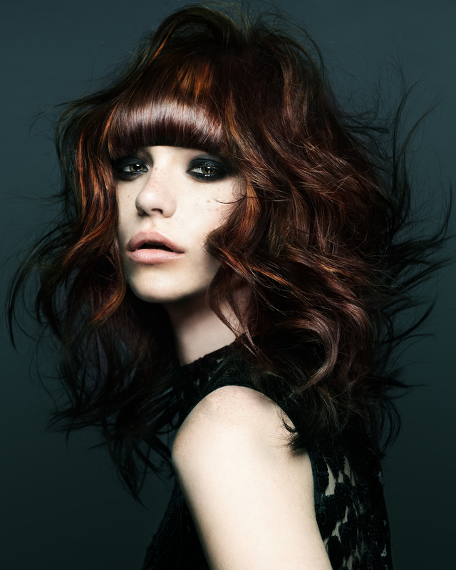 GEOMETRIC GRUNGE COLLECTION BY RYAN HUMPAGE @ RUSH HAIR