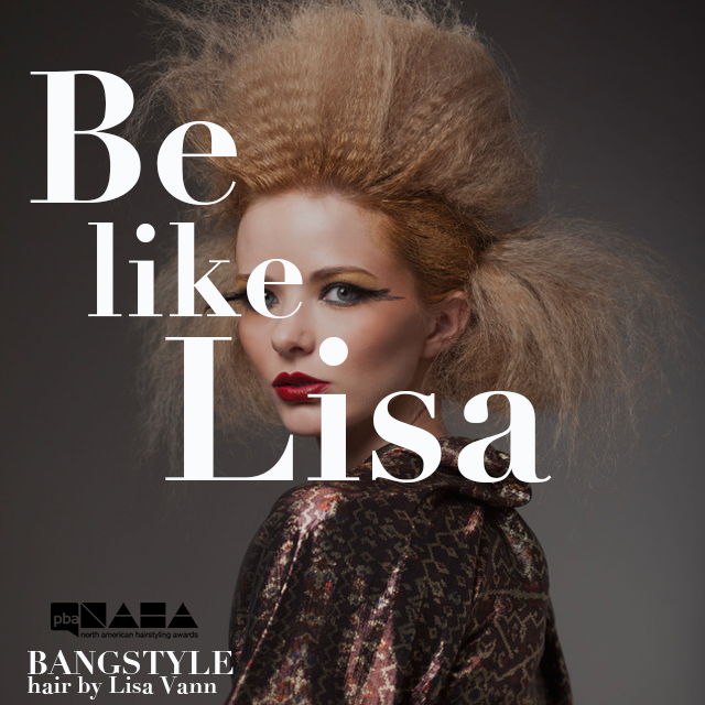 Be like Lisa Vann, NAHA 2014 Texture Finalist.... Enter the NAHA 2015