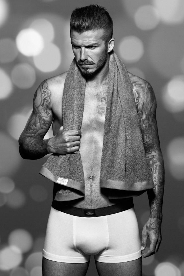 beckham sleek back