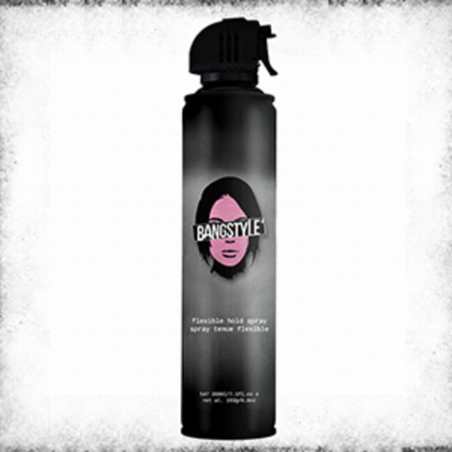 Bangstyle Flexible Hold Spray