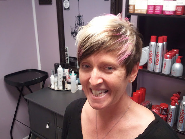 Pixie from Charm Boutique Salon