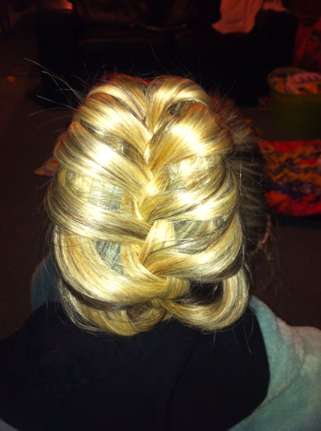 birdcage braid