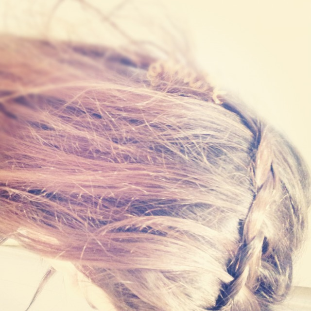 braaid #hair #long #hair #waterfall #braid #byme #me #girl