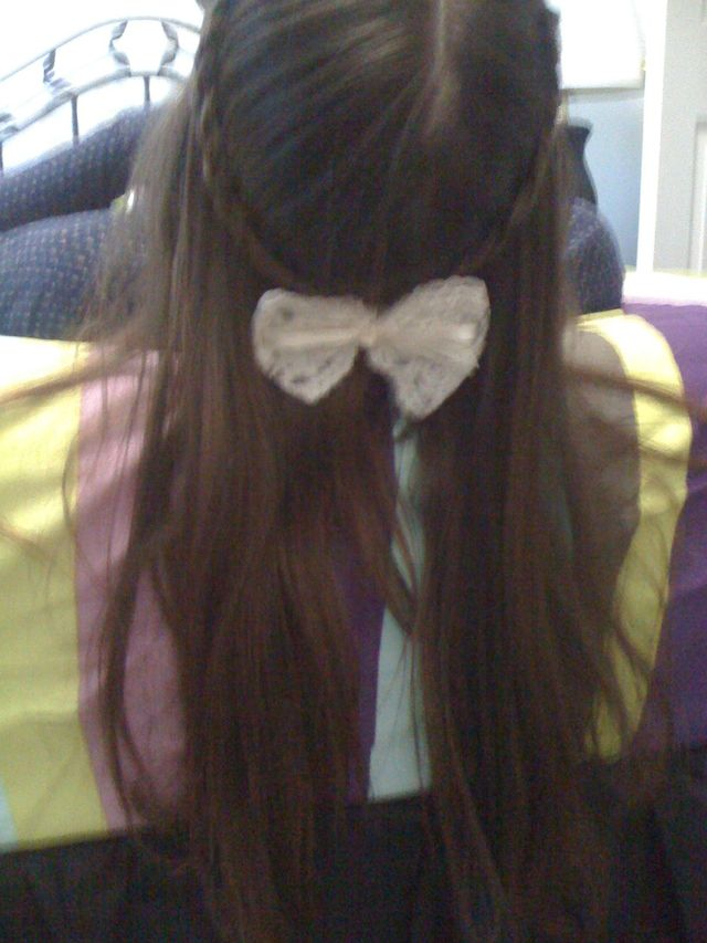 braid and bow