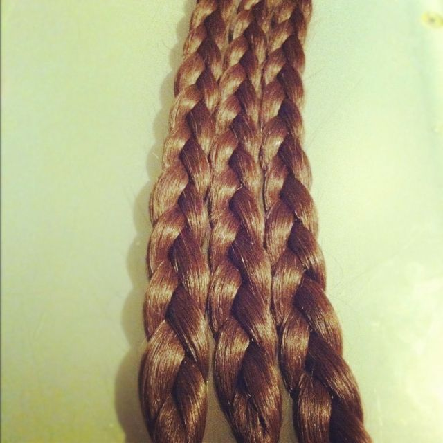 braid extension