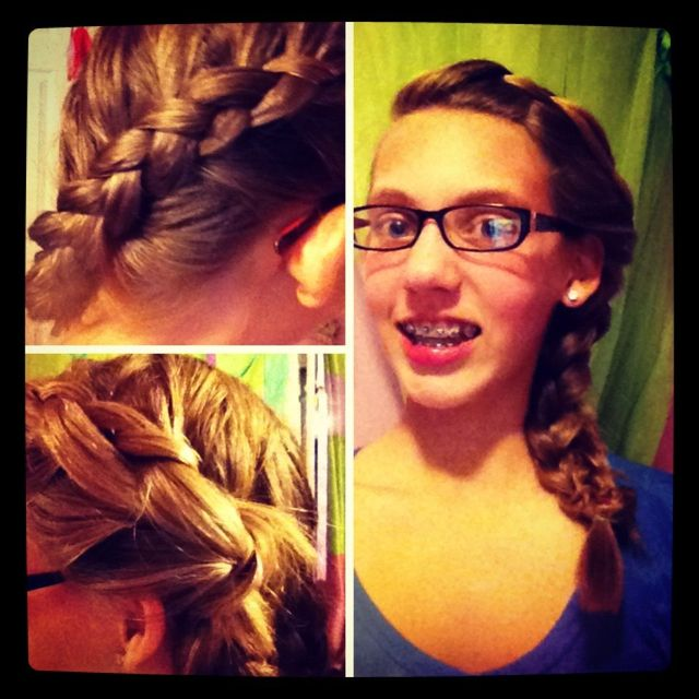 braid for the day