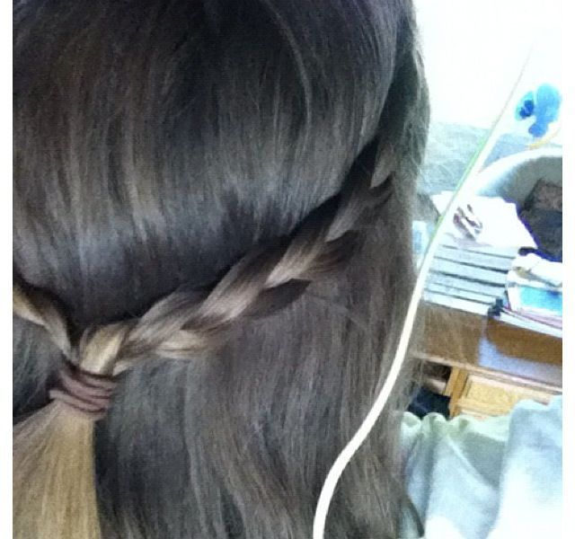 braid pull back