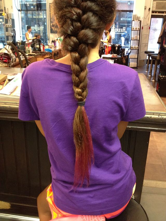 braid/dipdye