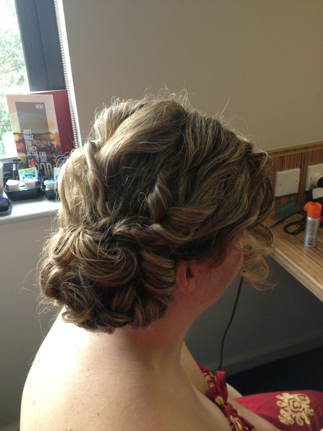 bridesmaid 1 side