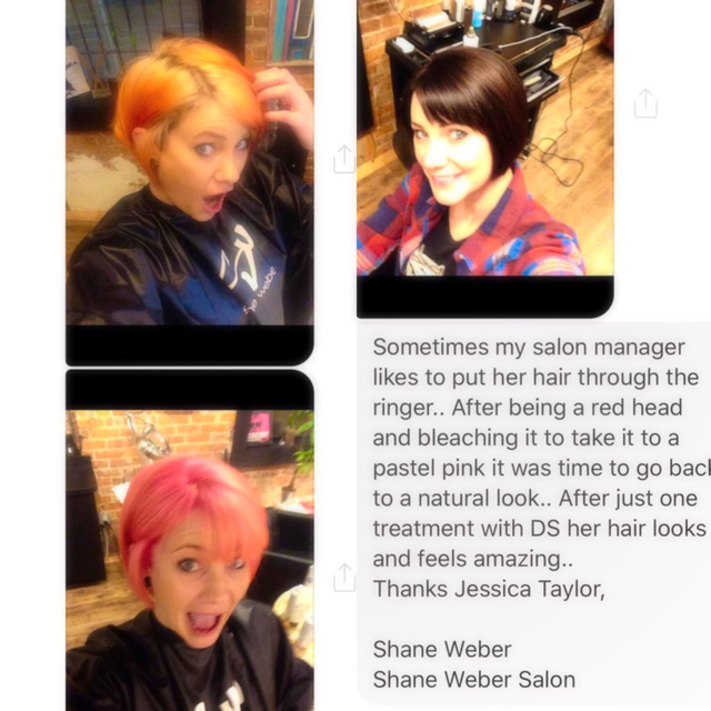 "Continuum Story from ""Shane Weber Salon"" in OHIO!"