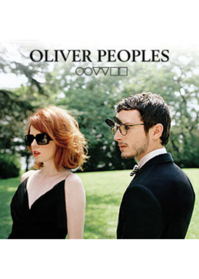 Oliver Peoples feat. Shirley Manson/Elijah Wood