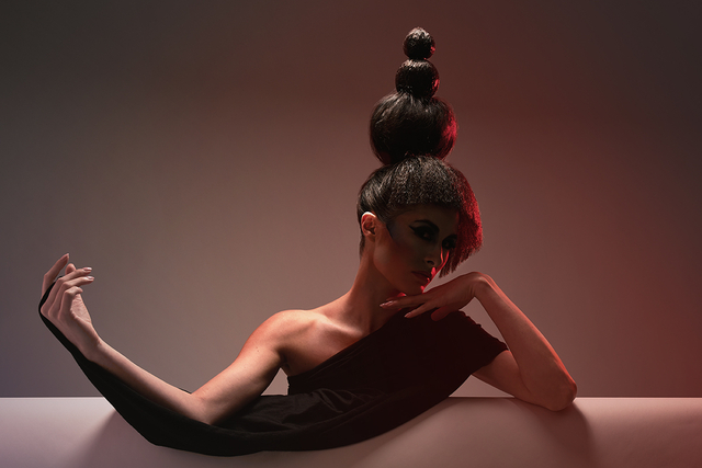 Photo by: John Keon, Model: Katy Maye, Makeup: Laura Beckerman, Hair: N.N. Ninochka & Selvi Elezaj