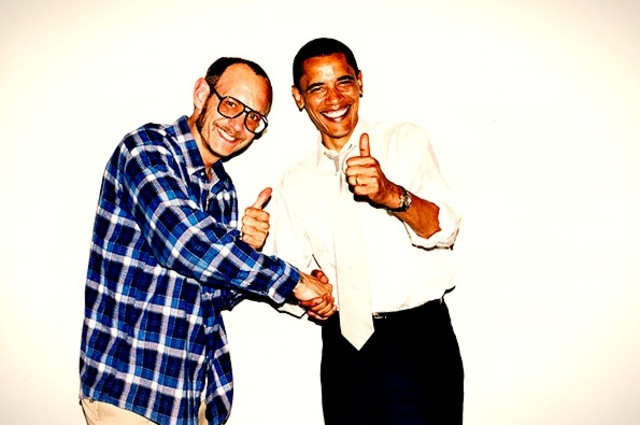 Terry Richardson Barack Obama