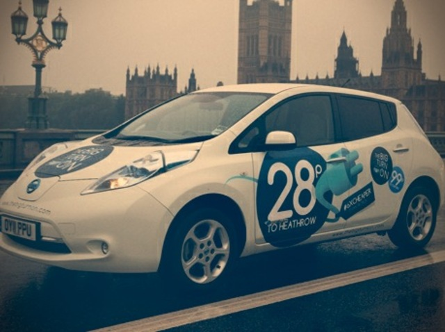 Nissan Free Taxi in Electric cars